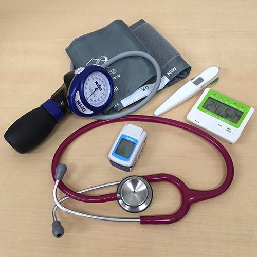 病状の把握や健康の相談 service_image